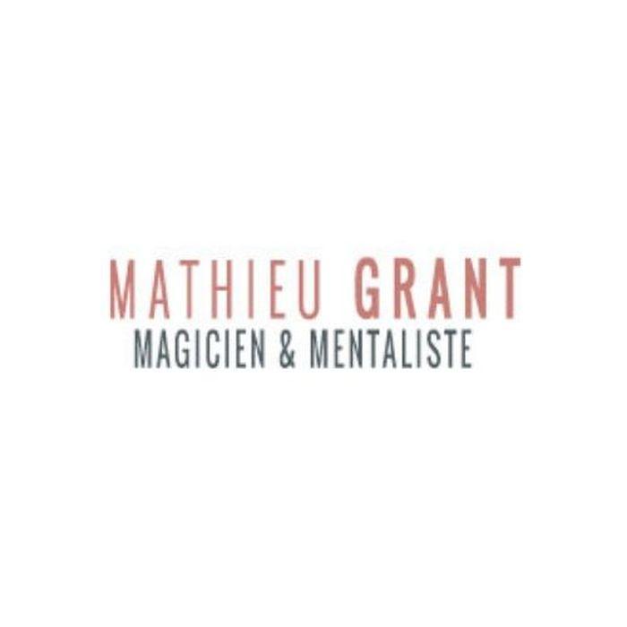 MATHIEU GRANT MAGICIEN & MENTALISTE