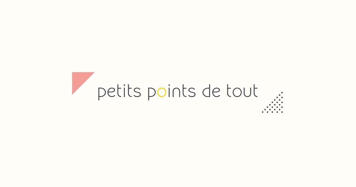 PETITS POINTS DE TOUT