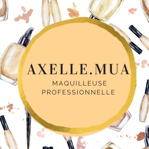 Logo Axelle.mua