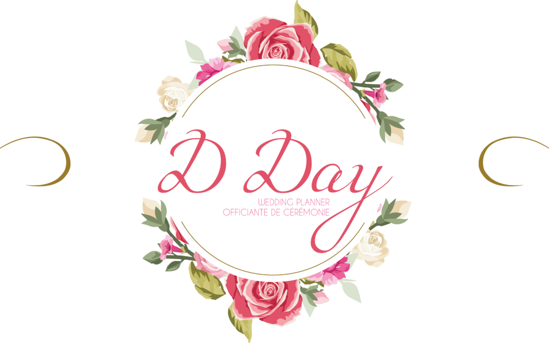 D DAY WEDDING PLANNER REIMS